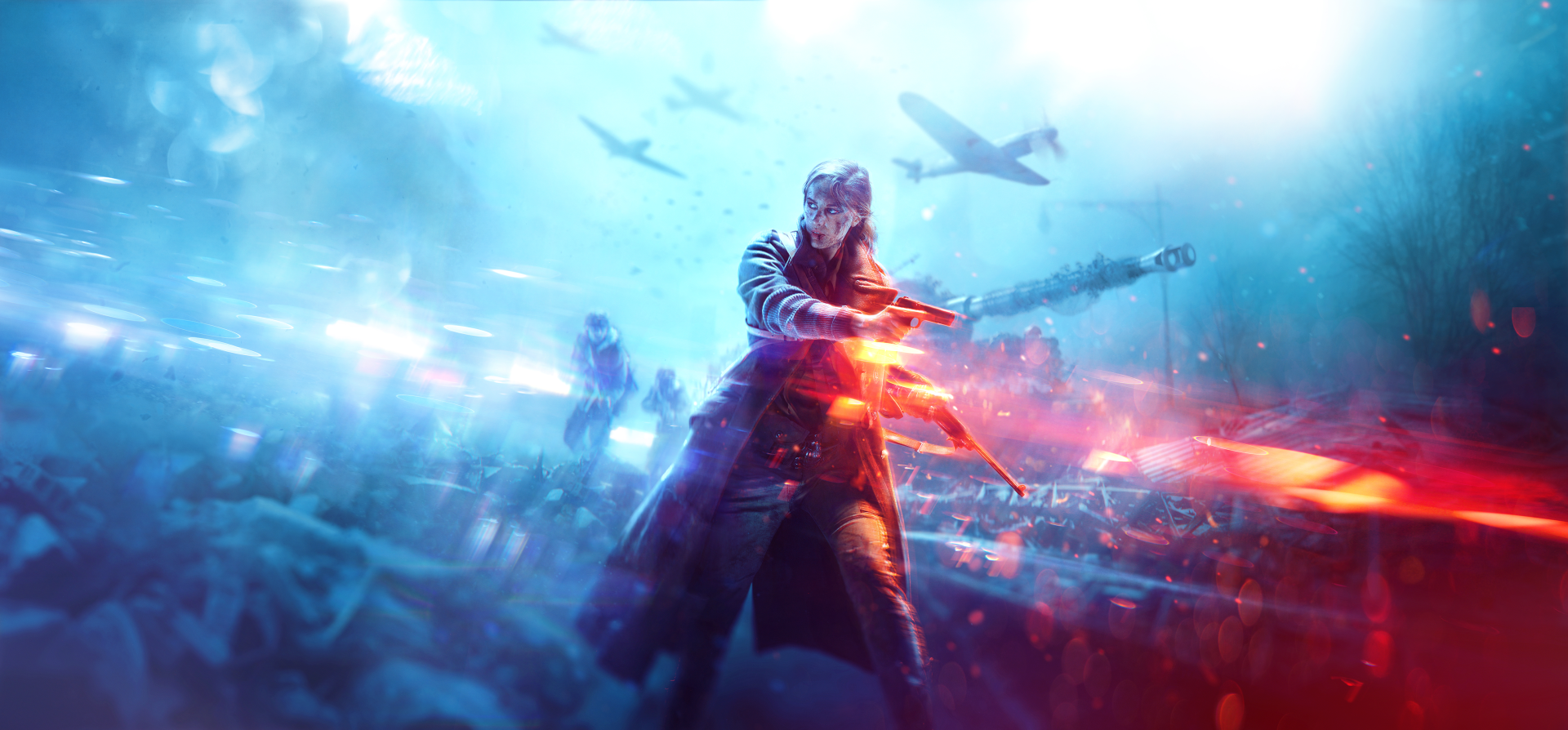"Battlefield V <span class=""bbcode-text-silver"">Carousel</span> Entry #2"
